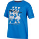 Regatta Alvarado III T-Shirt Kids Skydiver Blue